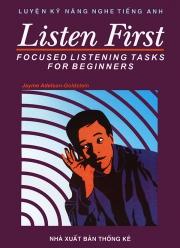 Listen First - Jayme Adelson-Goldstein
