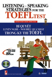 Listening - Speaking Strategies for the TOEFL Test