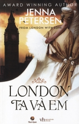 London, ta và em - Jenna Petersen