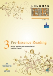 Longman Pre-Essence Reading 3 (kèm CD)