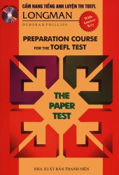Longman Preparation for the TOEFL Test - Deborah Phillips
