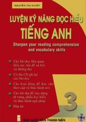 Luyện kỹ năng đọc hiểu tiếng Anh - Read & Understand 3