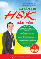 Luyện thi HSK cấp tốc - Level 4 - Tập 2