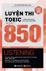 Luyện thi TOEIC 850 Listening (kèm CD)