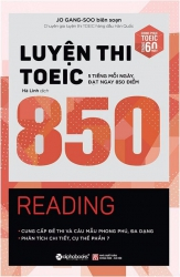 Luyện thi TOEIC 850 Reading
