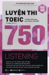 Luyện thi TOEIC 750 Listening (kèm CD)