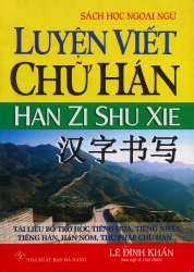 Luyện viết chữ Hán
