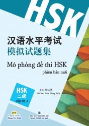Mô phỏng đề thi HSK phiên bản mới - cấp độ 2