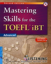 Mastering Skills for the TOEFL iBT Listening - Advanced (Second Edition)
