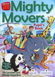 Mighty Movers - 2nd edition - Pupil's Book (kèm CD)