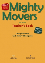 Mighty Movers - 2nd edition - Teacher's Book (kèm DVD)