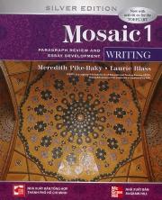 Mosaic 1 - Writing (Silver Edition)