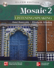 Mosaic 2 - Listening / Speaking (Silver Edition)