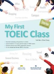 My First TOEIC Class - Starter (nghe qua QR)