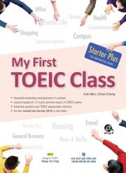 My First TOEIC Class - Starter Plus (nghe qua QR)