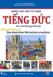 Nâng cao vốn từ vựng tiếng Đức theo chủ đề bằng hình ảnh