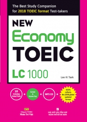 New Economy TOEIC LC 1000 (2018 format) (kèm CD)