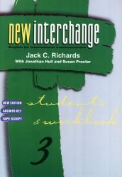 New Interchange 3 - Student's Book & Workbook - Jack C. Richards