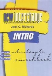New Interchange Intro - Student's Book & Workbook - Jack C. Richards