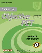 Objective PET - 2nd edition - Workbook