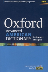 Oxford Advanced American Dictionary (kèm CD)