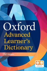 Oxford Advanced Learner's Dictionary - 10th edition (khổ lớn - bìa mềm - kèm code online)
