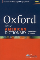 Oxford Basic American Dictionary (kèm CD)