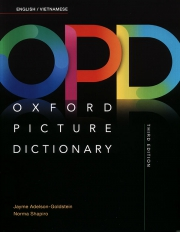 Oxford Picture Dictionary - English/Vietnamese - Third Edition