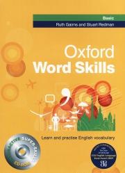 Oxford Word Skills - Basic (kèm CD-ROM)