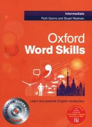 Oxford Word Skills - Intermediate (kèm CD-ROM)