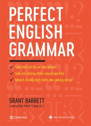Perfect English grammar - Grant Barrett