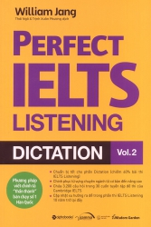 Perfect IELTS Listening Dictation - Vol. 2