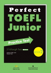 Perfect TOEFL Junior: Book 2 (kèm CD)