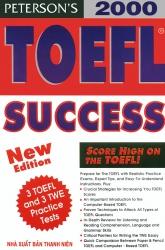 Peterson's TOEFL Success 2000