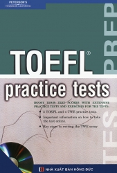 Peterson's TOEFL practice tests