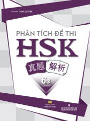 Phân tích đề thi HSK - cấp độ 6