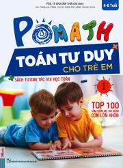 Pomath - Toán tư duy cho trẻ em - Tập 1