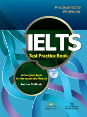 Practical IELTS Strategies: Test Practice Book (kèm CD)