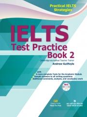 Practical IELTS Strategies: Test Practice Book 2 (kèm CD)