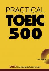 Practical TOEIC 500 (kèm CD)