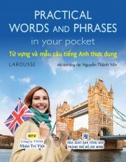 Practical words and phrases in your pocket - Từ vựng và mẫu câu tiếng Anh thực dụng