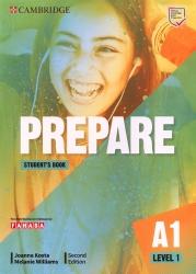 Prepare A1 - Level 1 - Second edition - Student's book