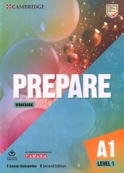 Prepare A1 - Level 1 - Second edition - Workbook