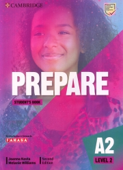 Prepare A2 - Level 2 - Second edition - Student's book