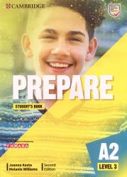 Prepare A2 - Level 3 - Second edition - Student's book