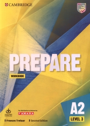 Prepare A2 - Level 3 - Second edition - Workbook