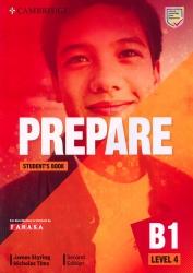 Prepare B1 - Level 4 - Second edition - Student's book