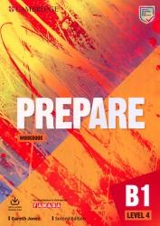 Prepare B1 - Level 4 - Second edition - Workbook
