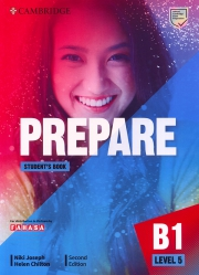 Prepare B1 - Level 5 - Second edition - Student's book