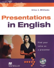 Presentations in English (kèm DVD)